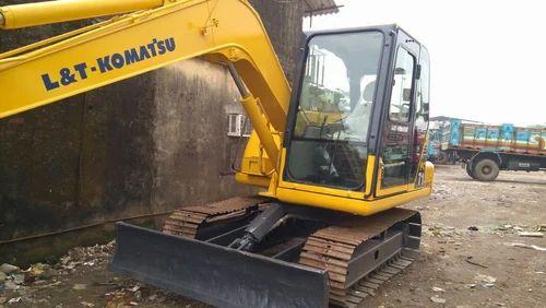 Used Komatsu Excavator Pc 71 2012