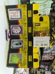 KDM White Blue pink yellow green Mp3 Player