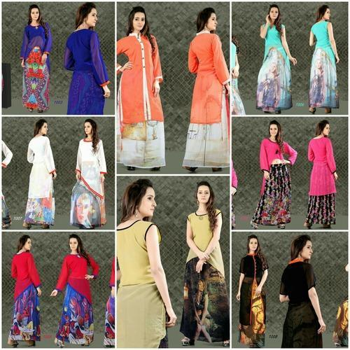 868d57e814 Fabnic Plazo Kurti at Rs 1189 /pieces | Ladies Kurtis | ID: 12760408712