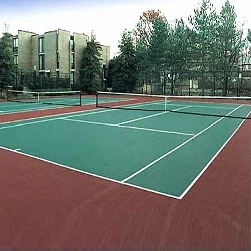Asian Flooring Tennis Court Flooring Tennis Outdoor Courts