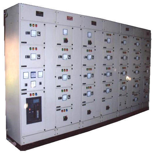 Single Phase Electrical Pcc Panel, Ip Rating: Ip44, For Motor Control