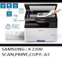 A3 Bw Copier Samsung Multixpress K2200