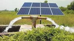 Solar Agricultural Water Pumping System at Rs 280000/hp   Solar Water Pump    ID: 13990438748