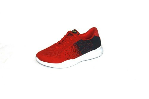 Alley Red Mens Sports Shoes, Size: 6