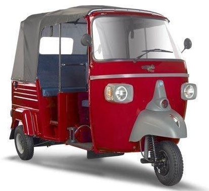 piaggio three wheelers, commercial vehicle | panchvati, udaipur
