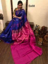 Silk Wedding Wear Sarees, Hand