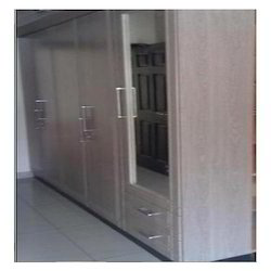 Stainless Steel Bedroom Wardrobe & Stainless Steel Wardrobe at Rs 18500 /piece | Ss Wardrobe Cabinet ... pezcame.com