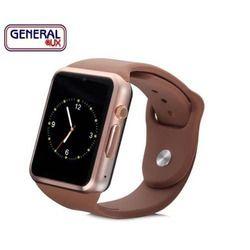 Brown Rose Gold Smart Watch