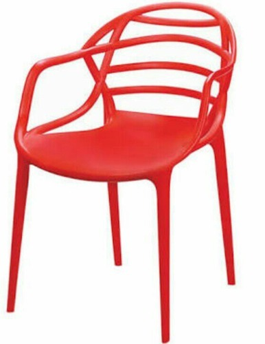 Red And Black Cello Brand Atria Chairs