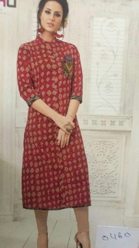 Ladies Designer Kurti da75225ac