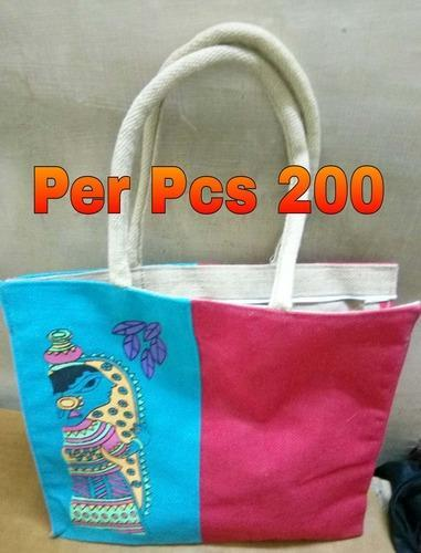 bed396f7f717 Customized Jute Bag at Rs 200  piece