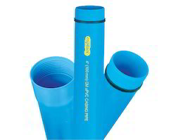 CAPTAIN UPVC Casing Pipes, Size/Diameter: 4 inch, for Drinking Water