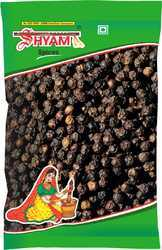 Shyam Dhani Dry Whole Black Pepper, Packaging Size: 500-1000 G, For Cooking