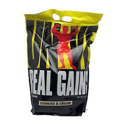 Universal Nutrition Real Gain, 4-6 Kg, Packaging Type: Pouch
