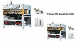 Thermocouple Glass 50ml-350ml Making Machine