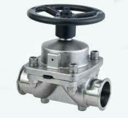 Stainless Steel Sanitary Valves & Fittings