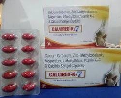 Vitamin K27 Capsule, Packaging Type: Box, Packaging Size: 10x01x10