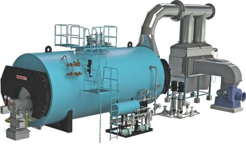 Oil And Gas Fired Boiler - View Specifications & Details of Oil ...
