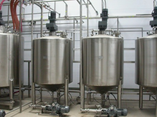 Stainless Steel Tank & Vessel - Tanks Manufacturer from Pune
