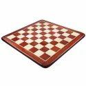 Sheeham Wood Golden Rosewood Chess Board