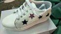 Ladies Designer Canvas Shoe
