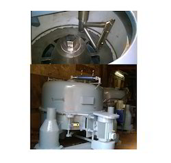 Driven Bottom Discharge Centrifuge Machine