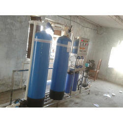 Mineral Water Project