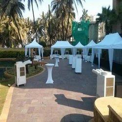 White Gazebo Tents