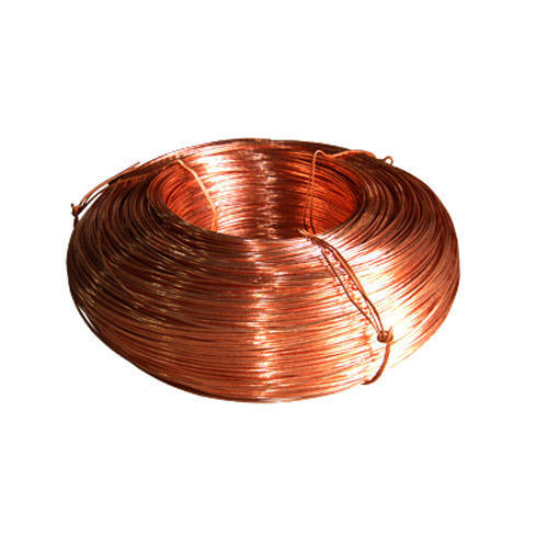Can copper strip motor winding