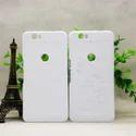 Plastic White Google Nexus 6p Sublimation Blanks For Mobile