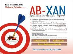 Alpha Beta Artether 150 mg Injections