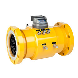 Turbine Gas Flow Meter