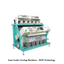Gum Arabic Sorting Machines