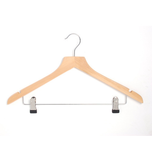 Photo Hanger Clips wooden hangers - hotel anti theft hangers distributor / channel