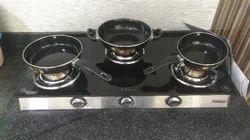 3 Burner Cook Top