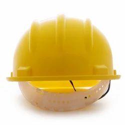 Strap Slide Safety Helmet