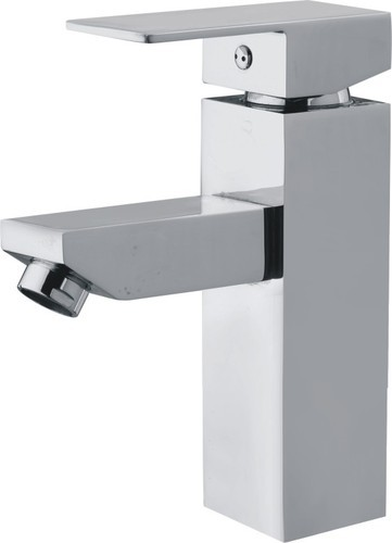 Single Lever Basin Mixer Short Body