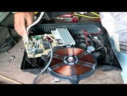 Induction Cooker Repairing Services