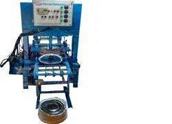 2HP Hydraulic Paper Plate Machine