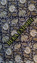 Printed Fabric Kalamkari Design