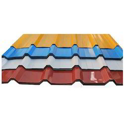 Color Coated Metal Sheet