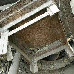 Scrap Metal Table