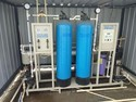 Ss Powder Coating 500 Lph Ro Plant, Ozonator And Ultra Filtration Plant
