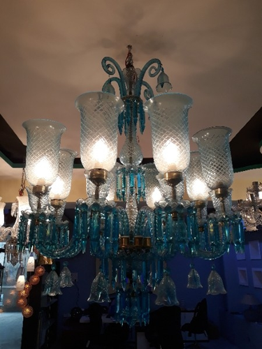 Wholesaler of center jhumar chandeliers by the lighting store product image aloadofball Images