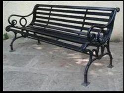 Charming 727 Wrought Iron Garden Benches At Rs 12000 /piece | Mishrit Lohe Ki  Bageeche Ki Bench, गढ़े लोहे का बगीचे का बेंच   Steel Craft ...
