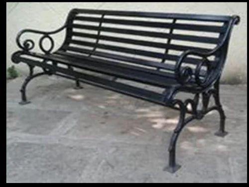 727 Wrought Iron Garden Benches At Rs 12000 Piece गढ