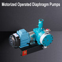 Motorized Operated Diaphragm Pumps