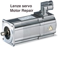 Lenze Servo Motor Repair