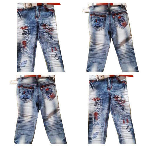bd20776265 Denim Party Wear Kid Boys Jeans