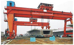 Gantry Double Girder Cranes
